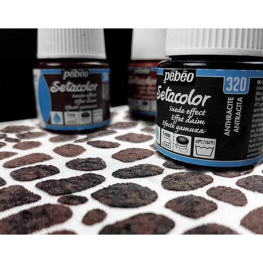 Купить краску по ткани pebeo с эффектом замши купить рамки для вышивки