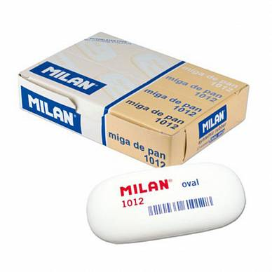 "Ластик ""MILAN"" Oval 1012"